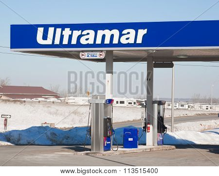 Ultramar Gas Station
