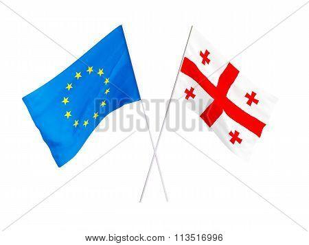 Association Of Georgia And The European Union