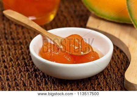 Exotic Melon Jam