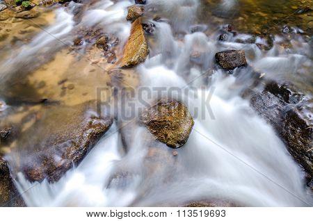 Chaeson Waterfall, Lampang Province, Thailand