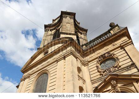 Birmingham Cathedral