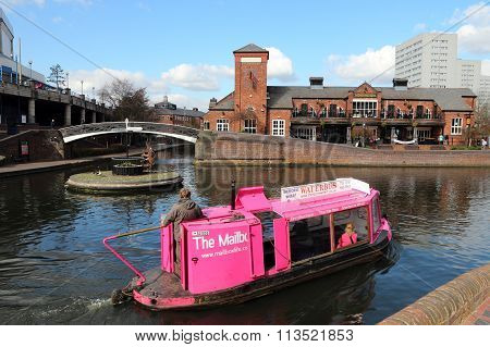 Birmingham Waterway