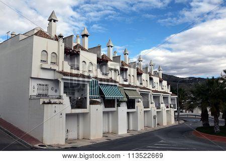 Almunecar. Andalusia. Spain.