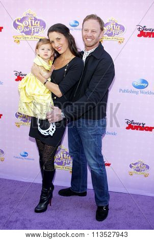 Ian Ziering at the Los Angeles premiere of