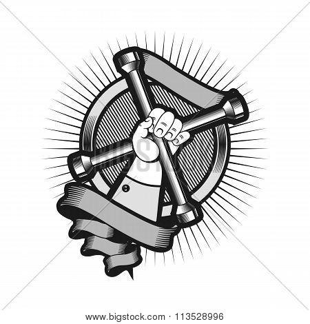 Repair Of Motor Vehicles Logo