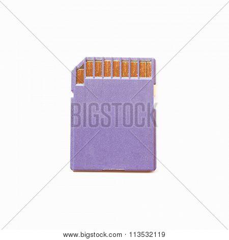 Sd Card Vintage