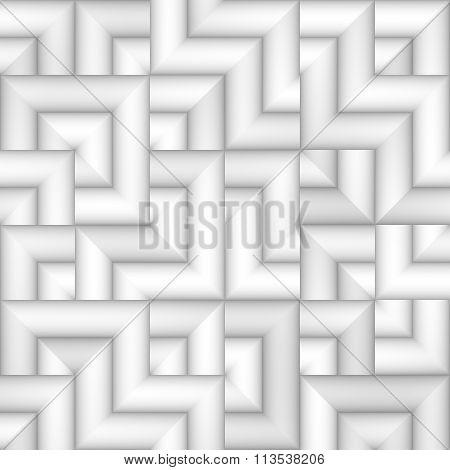 Raster Seamless Greyscale Subtle Gradient Irregular Tiling Geometric Square Pattern