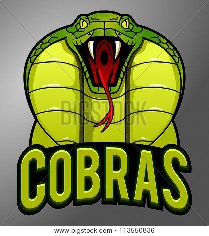 Cobra Mascot