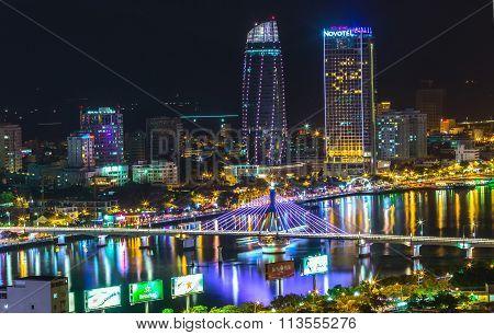 Danang city nightlife
