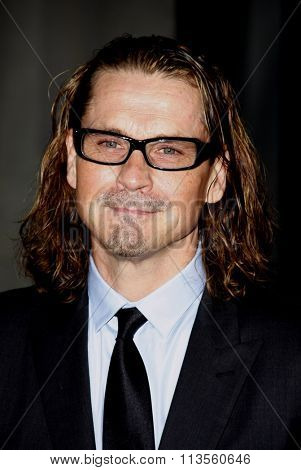 Kurt Sutter at the