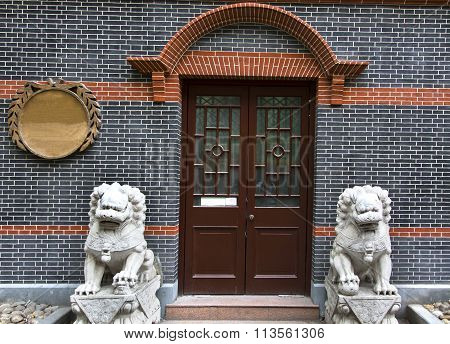 Former University Of China Arts Old Duolon Cultural Road Hongkou District Shanghai China