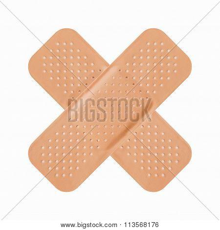 Adhesive Bandage Vintage