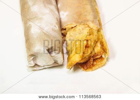 roti snack