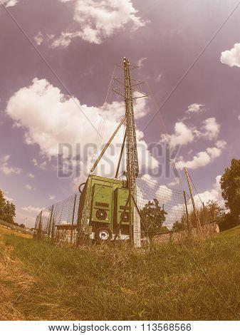 Aerial Tower Vintage