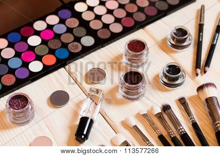 Professional Makeup Artist Set
