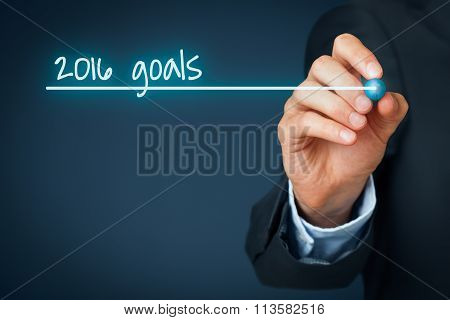Business Goals For 2016