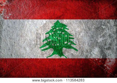 Lebanon Grunge