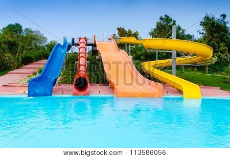 At The Waterpark