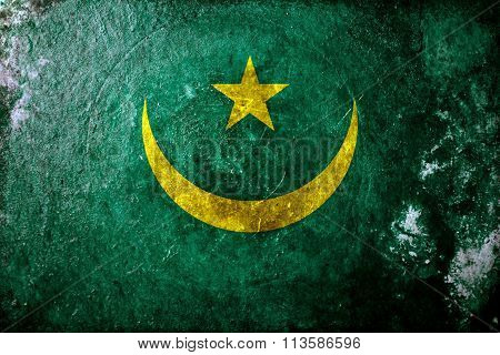 Mauritania Grunge