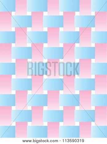 Pastel Lattice Background