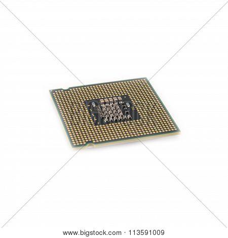Central Processing Unit. CPU.