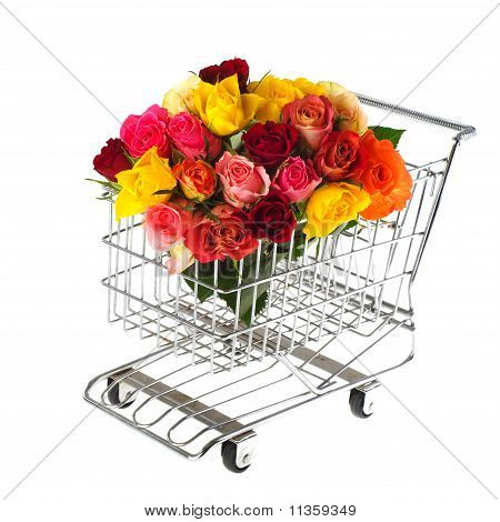 Shopping Flowers