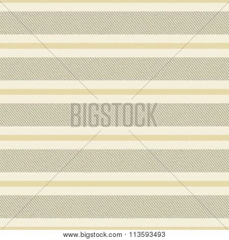 Elegant Seamless Striped Pattern In Pleasant Warm Colors