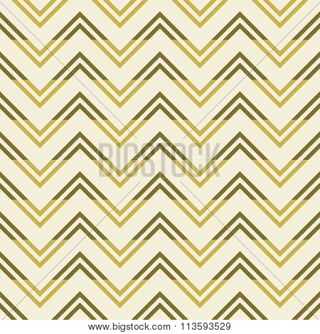 Seamless Modern Pattern Of Varicolored Zigzag