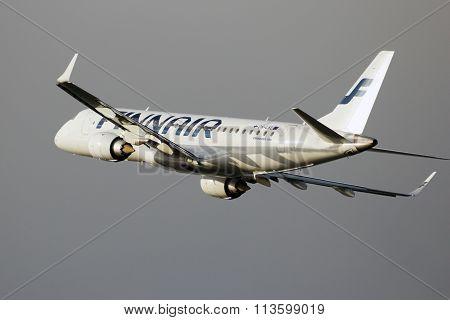 Finnair Embraer Erj-190Lr