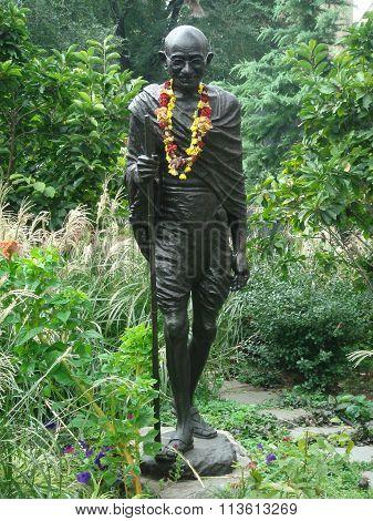Gandhi monument union square