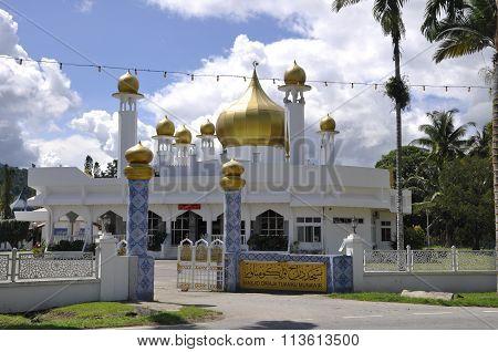 Tuanku Munawir Royal Mosue in Negeri Sembilan