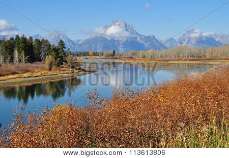 Autumn in Grand Teton NP
