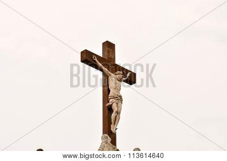 Classic Christian Statue