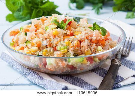 Quinoa Vegan Salad