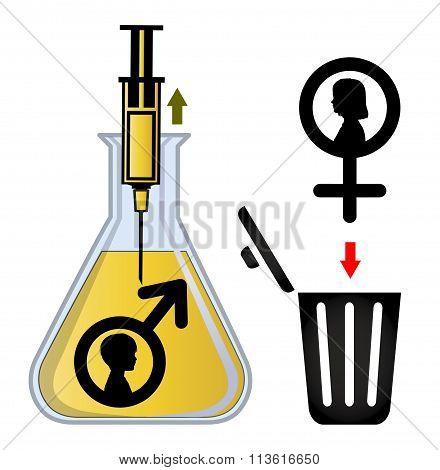In Vitro Gender Selection