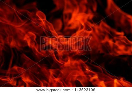 Fire background 6