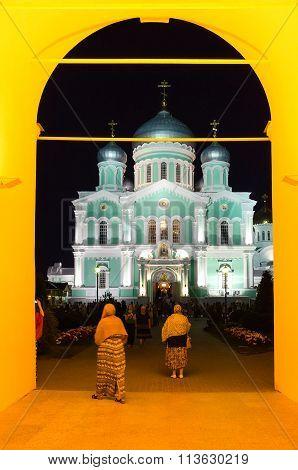 Holy Trinity Seraphim-diveevo Monastery, Diveevo, Russia