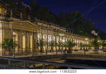 Mill Colonnade, Karlovy Vary