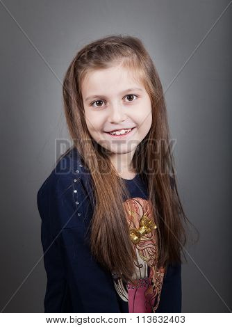 8 Year Old Girl