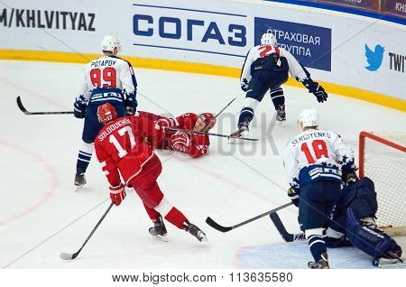 A. Korolyov Fall Down