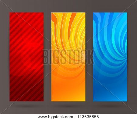 Set Of Horizontal Banner Header Website31