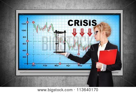 Chart Stock Market Crash