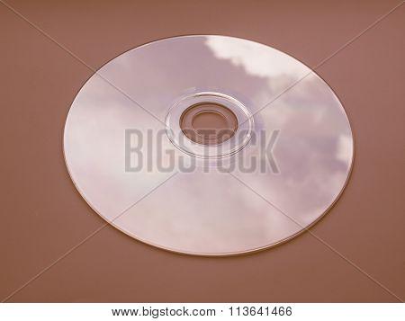 Cd Or Dvd Vintage