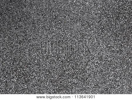 Horizontal Texture Of The Tarmac Road Background