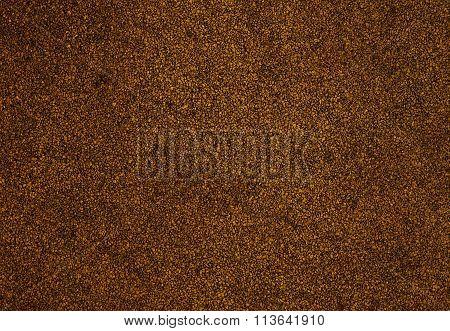 Horizontal Texture Of Brown Tarmac Floor Texture Background