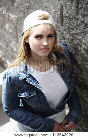 Beautiful Modern Girl