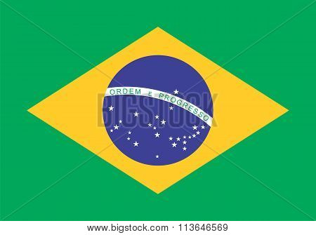 Standard Proportions For Brazil Flag
