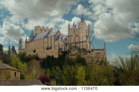 The AlcáZar Of Segovia