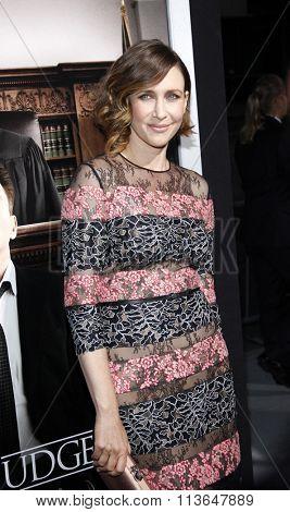 Vera Farmiga at the Los Angeles premiere of