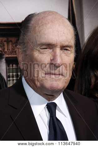 Robert Duvall at the Los Angeles premiere of